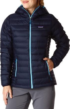 Patagonia Down Sweater Hoody - Women's - REI.com