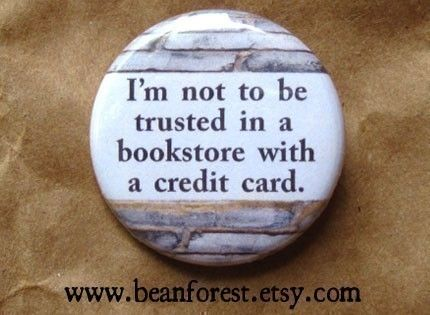 sadly yes >.: Gifts Cards, True Facts, Bookstores, Credit Cards, So True, Books Stores, Fabrics Stores, Crafts Stores, True Stories