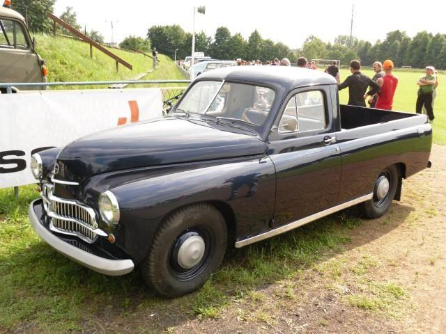 Warszawa M 20 Pick Up
