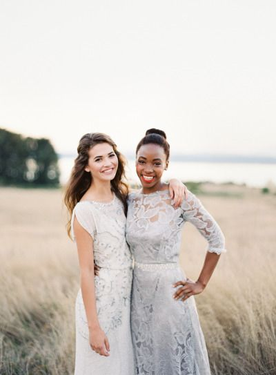 Bridesmaid inspiration: http://www.stylemepretty.com/2013/11/18/autumn-inspired-photo-shoot-from-omalley-photographers/   Photography: O'Malleys - http://omalleyphotographers.com/