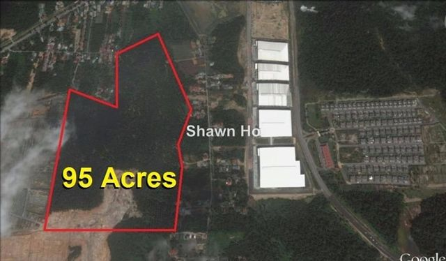 Agricultural Land for Sale in Kampung Budiman Freehold Land, Shah Alam for RM 165,853,828 by Shawn Ho