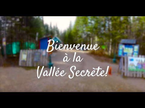 Accueil - La Vallée Secrète