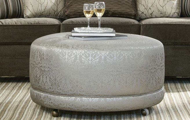 Celine Ottoman from Huffman Koos Furniture