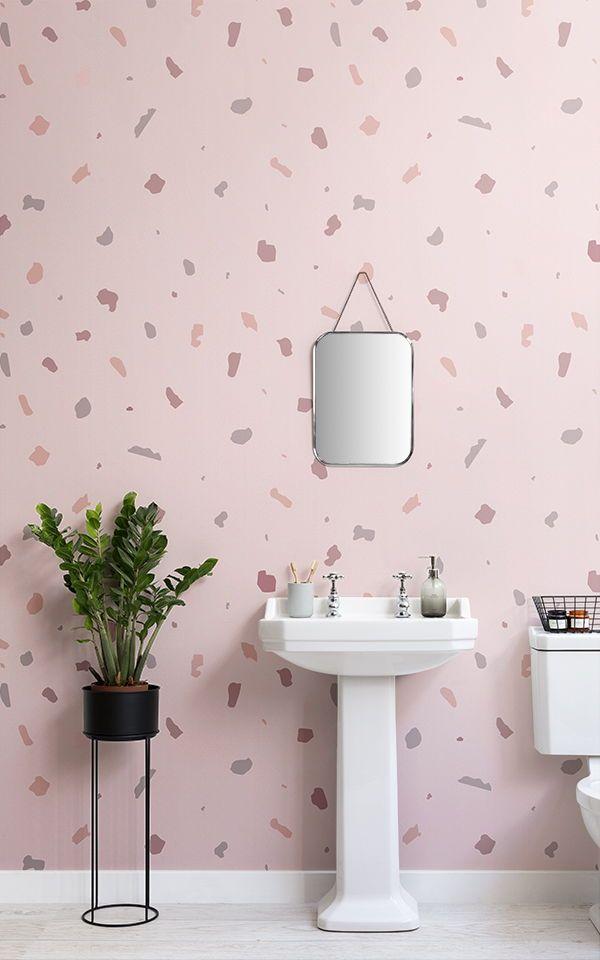 Erstellen Sie Einen Schonen Rosaen Raum Mit Diesen Rosaen Badezimmer