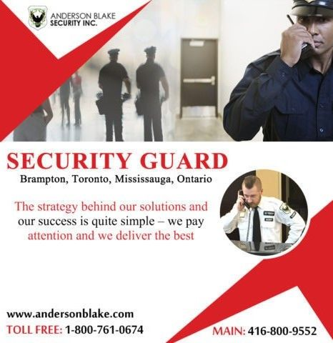 22 best Security Guard images on Pinterest Ontario, Toronto and - airport security guard sample resume