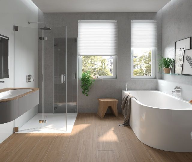 Bathroom Design for Small Spaces