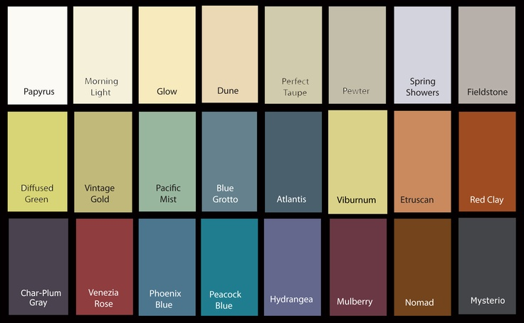 1000 images about full spectrum paints on pinterest