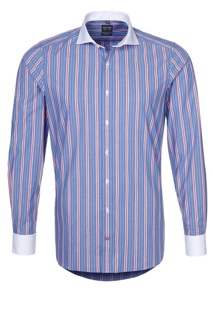 Olymp - LEVEL 5 BODY FIT HAI - Businesshemd - blue