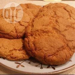 Quick Ginger Biscuits @ allrecipes.com.au