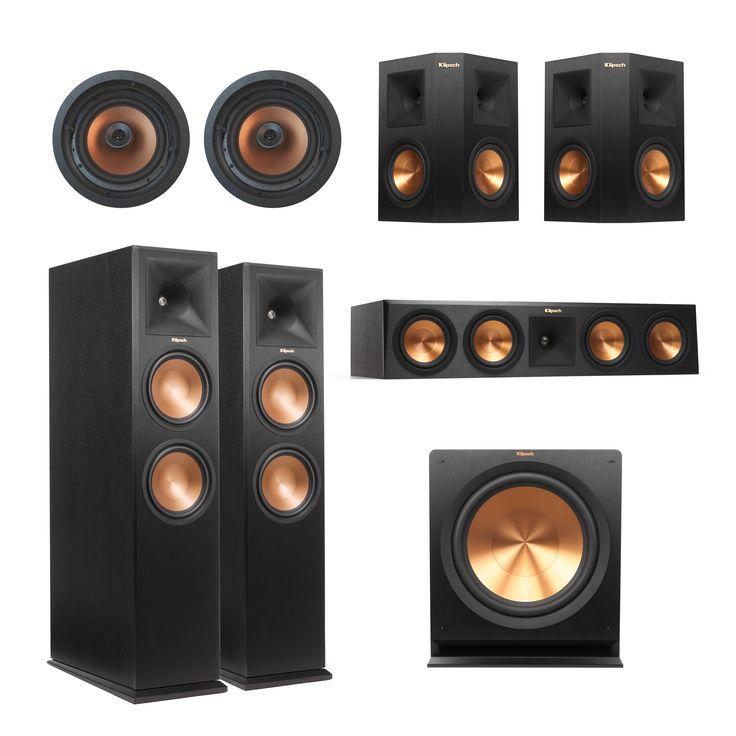 Klipsch Ceiling Light Speakers
