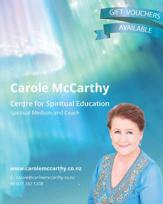 Take the next step on your spiritual pathway, with Carole Find out more . .  DrumRoll ... and the beat goes out ...Issue 69 sent Wed 16th November http://conta.cc/2fWuFfL #DrumRoll #DrumRollPromotions #NewZealand #wellbeing #connection #community #SpiritualMedium #coach