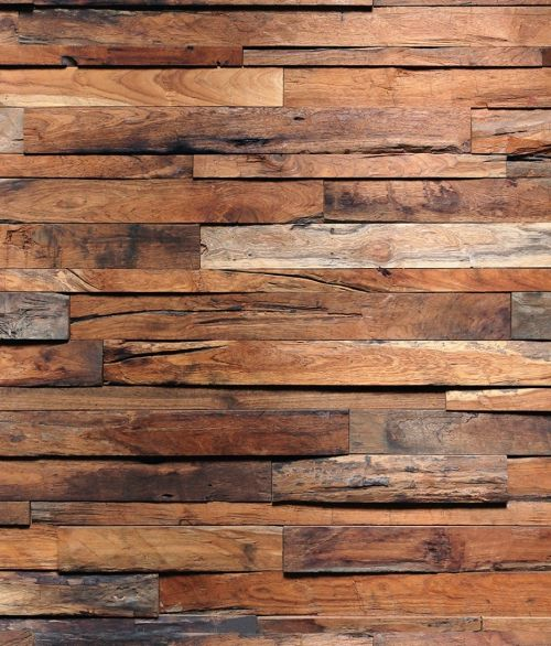 150 Wooden wall