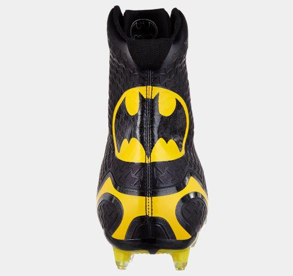 c0796065d63 Men s Under Armour® Alter Ego Highlight MC Football Cleats - Batman ...