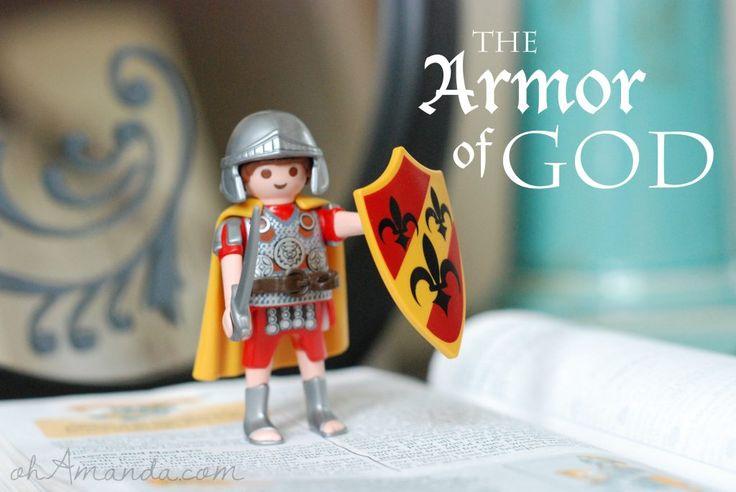 armor of god series for kids