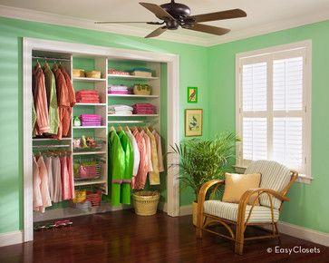 Closets - tropical - closet - EasyClosets