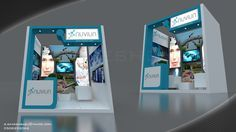 EXHIBITION STAND DESIGNS on Behance