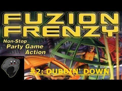 Let's Play Fuzion Frenzy (XBox) #2: Dubbin' Down