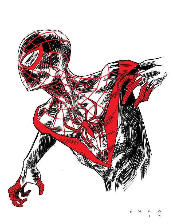 Ultimate Spider-man - Kristafer Anka