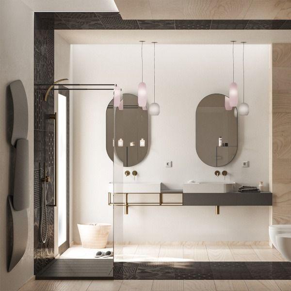 Meuble Double Vasque Nouveau En 2020 Meuble Double Vasque Salle