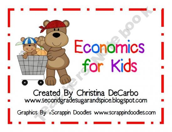 Scarcity In Economics Clipart