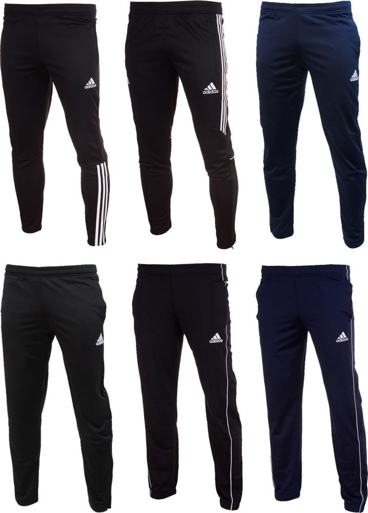 adidas Mens Soccer Core 18 Training Pants