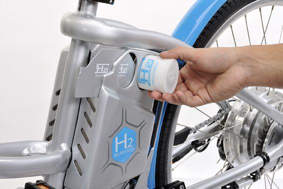 Wasserstoff-Pedelec