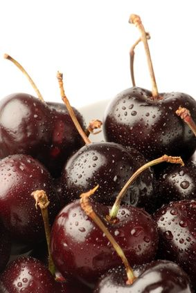 Health benefits of black or tart cherry juice