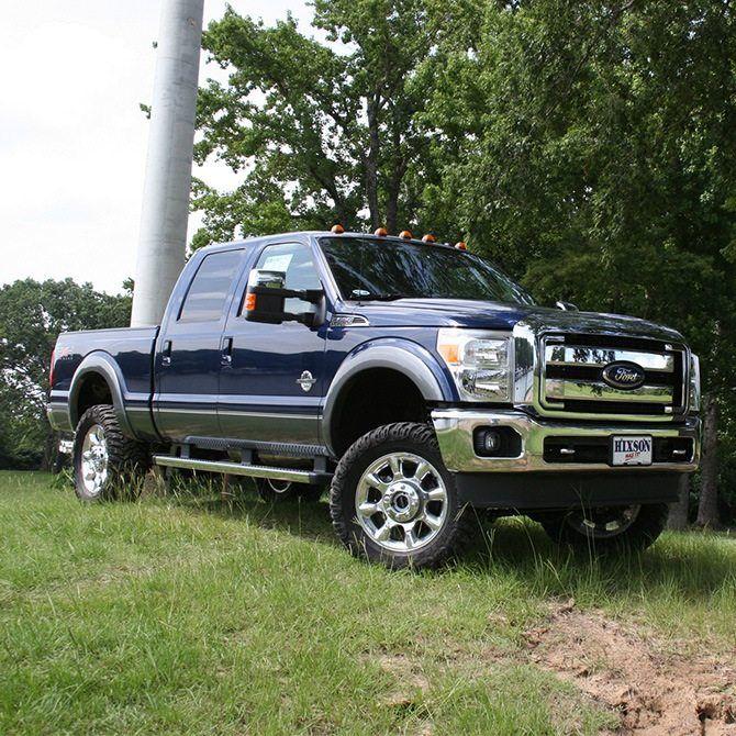 "SuperLift 4"" Ford Suspension Lift Kit for 20112015 Ford"