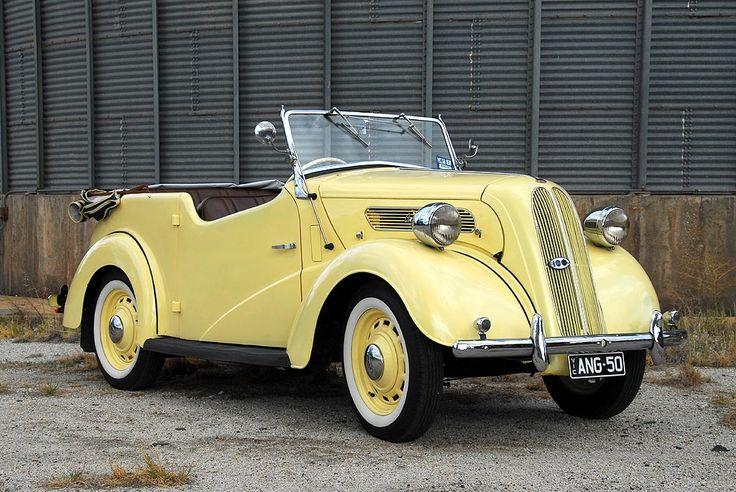 ford anglia a494a tourer 1950 australia only 993cc 4 cylinder engine a larger 1172cc unit was. Black Bedroom Furniture Sets. Home Design Ideas