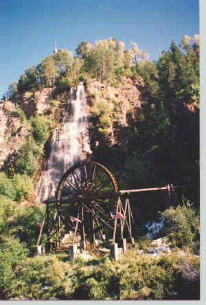 Idaho Springs - Colorado Ghost Town