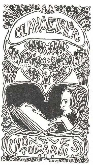 Ex Libris Czakó Elemér in: Magyar Művészet, 1902