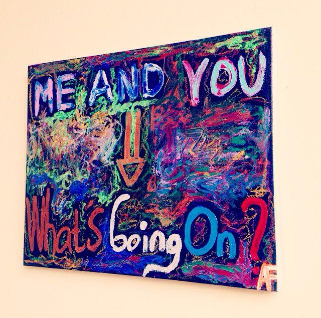 Artwork Friday! ; Don't go away (Oasis : 1997)