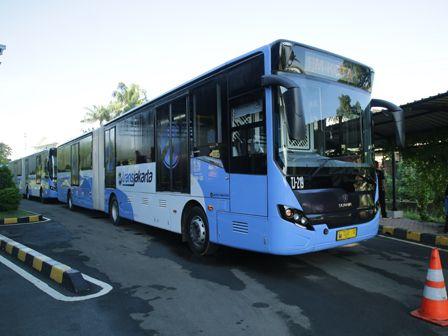 Bus Transjakarta Akan Ditambah Selama JFK Berlangsung