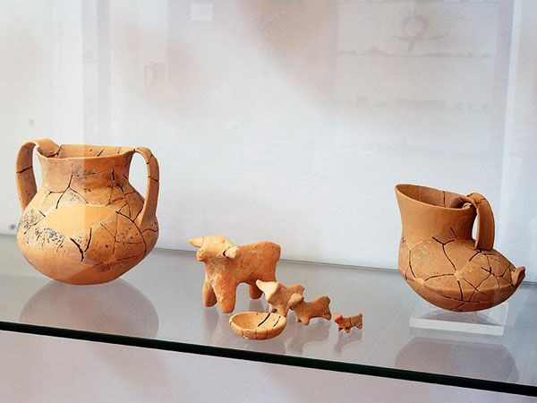 Archaeological Collection of Stavros | Museums | Culture | Ithaki (Ithaca) | WonderGreece.gr