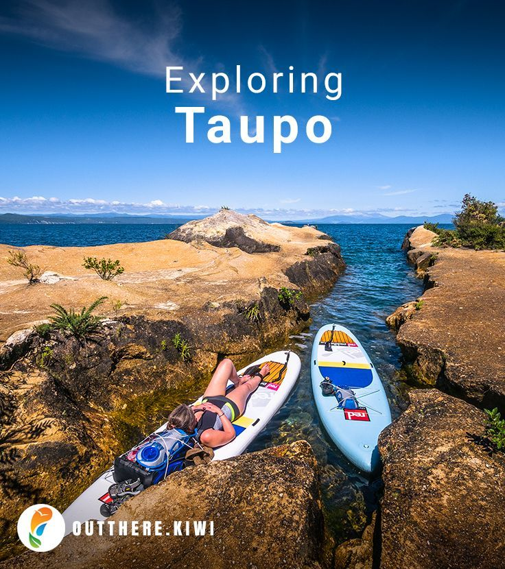"""Lake Taupo (""""toe-paw"""") is one of the gems of New Zealand's central North Island and a real adventurer's playground which, luckily for us, is just three and a half hours drive south of Auckland."""