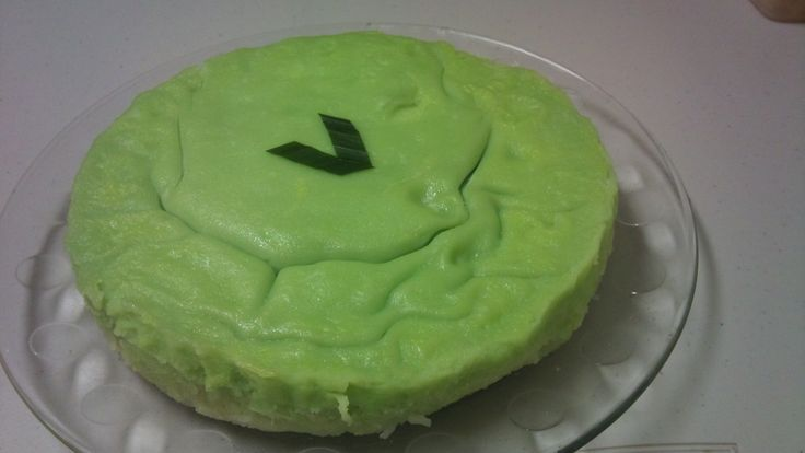 resep kue srikaya khas palembang