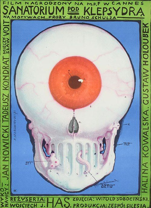 Wojciech Jerzy Has. The Hourglass Sanatorium. 1973.