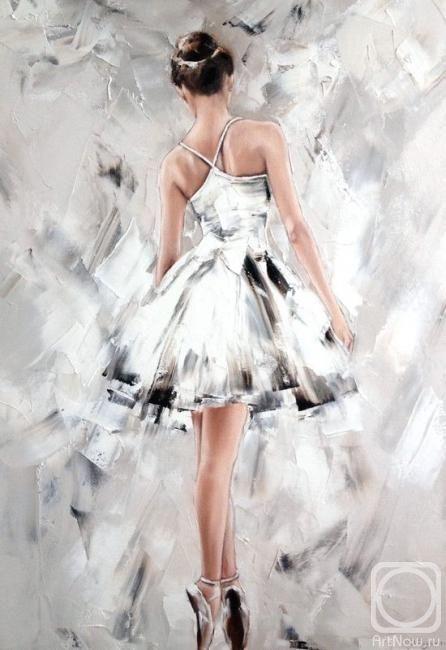 Alexander Gunin / oil, canvas, 70x50cm, 2015.