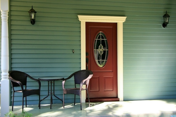 1000 Images About Fabulous Front Doors On Pinterest Red