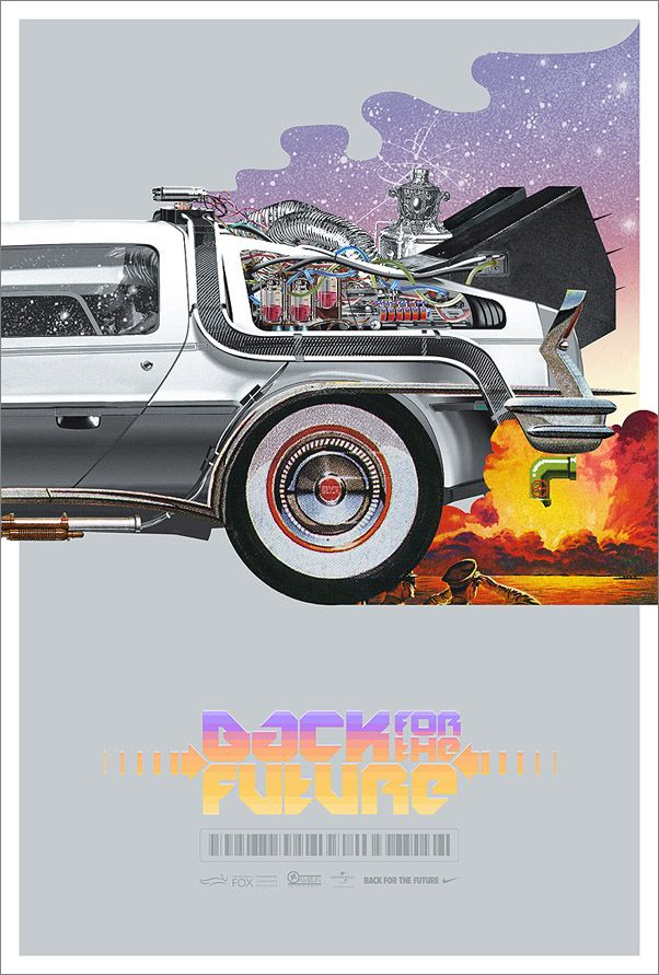 """""""Back For The Future"""" by """"Brent Rollins"""""""