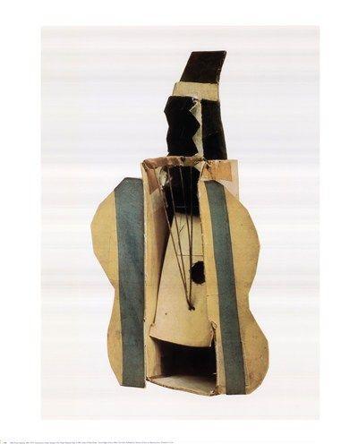 Picasso Guitars 1912 -14