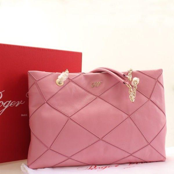 cheap Pink GM Roger vivier cabas prismick bags232  www.rogerviviershoeshongkong.com/roger-