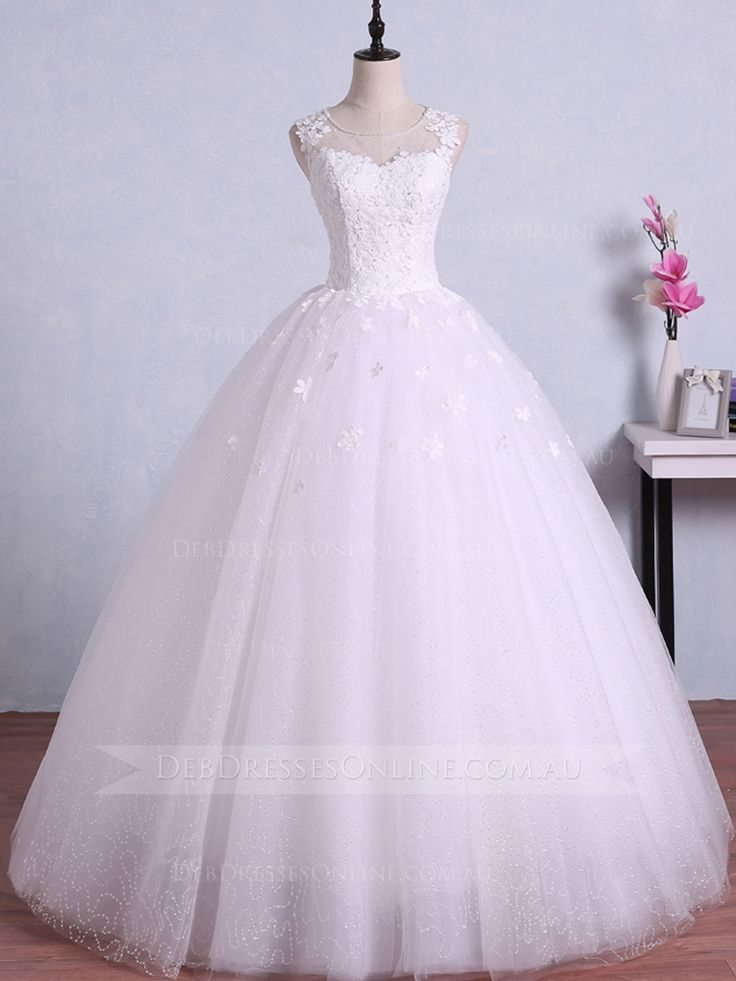 Princess Lace Deb Dress 16082301