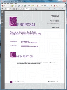 17 Best ideas about Proposal Software on Pinterest | Example of ...