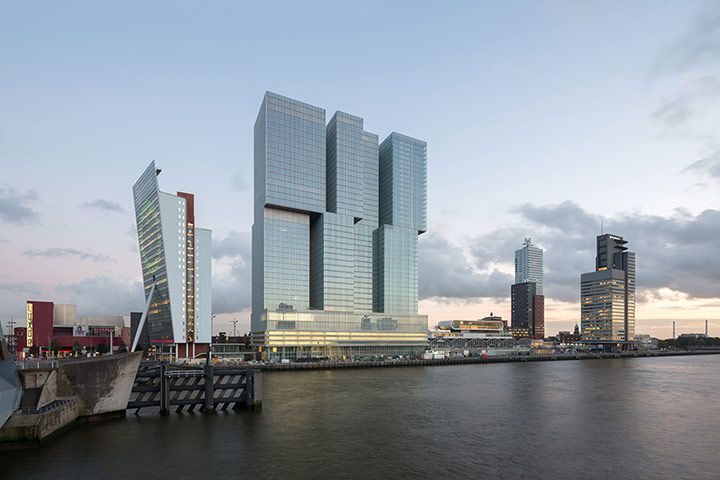 This is ROTTERDAM cover image