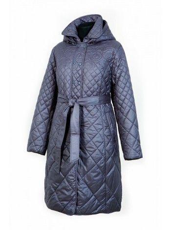Пальто (серый)