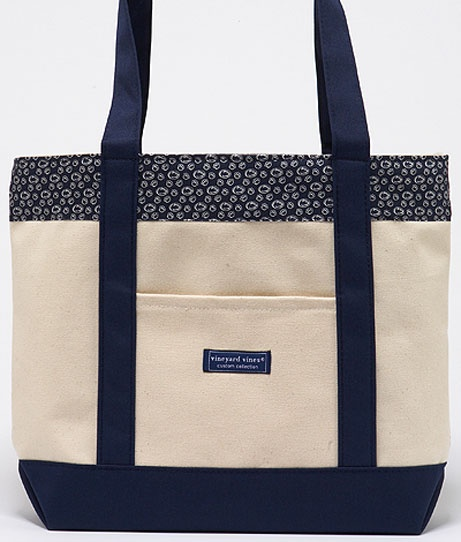 this Penn State tote from Vineyard Vines would look amazing on my shoulder! $95