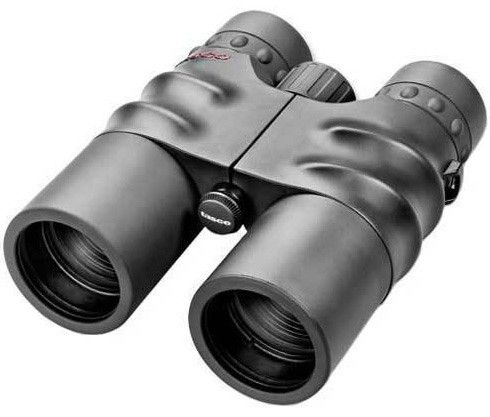 Tasco Essential Binoculars-8x Tasco has been America s popular choice in sports optics for over 50 years and are proud to introduce an exciting new