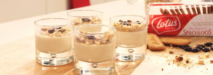 Le café et les Speculoos Lotus? Une association divine... Faites-en directement une double portion!