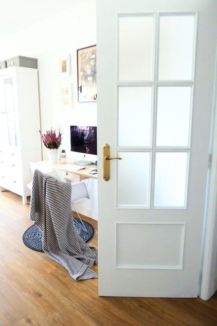 Pintar las puertas de tu hogar con chalk paint #diy #chalkpaint #doors
